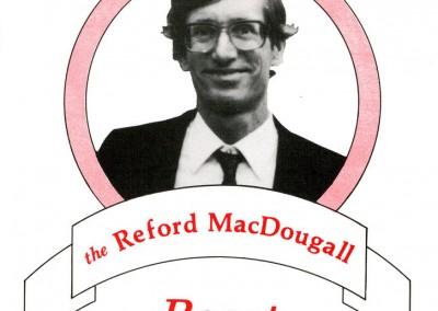 Reford McDougall